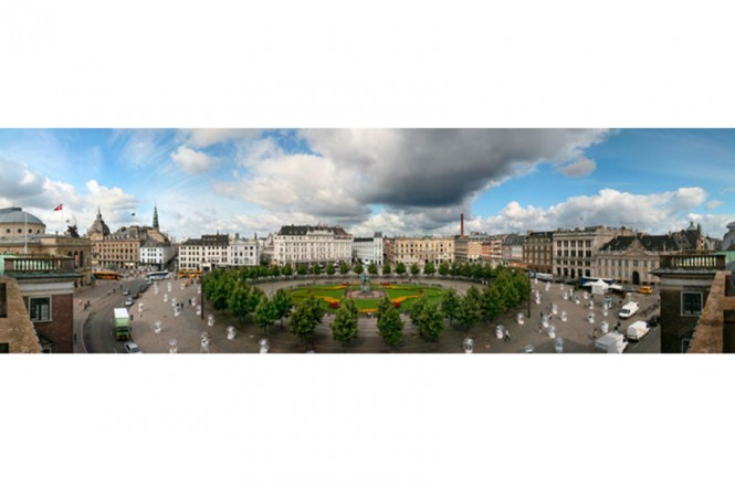 The Kings Square Panorama Photo