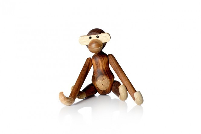 Kay Bojesen Monkey Decorative Toy