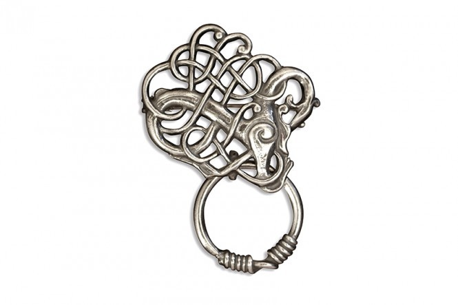 Urnes Style Brooch