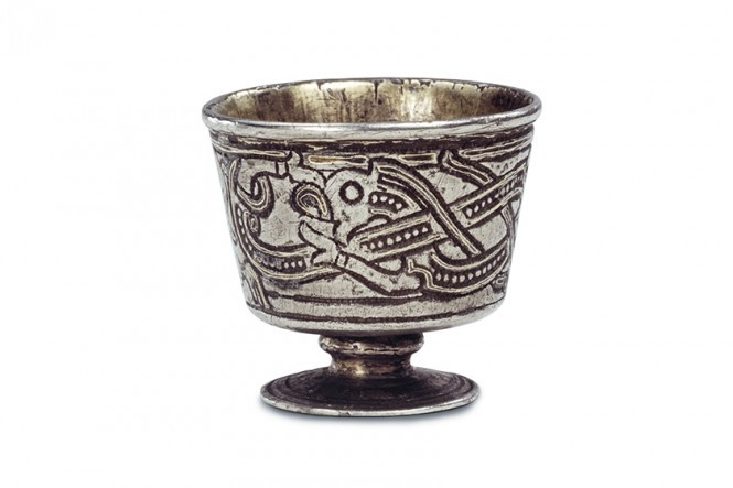 The Jelling Goblet