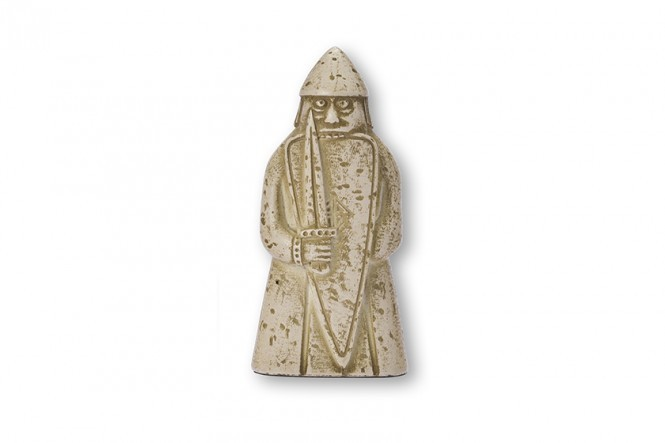 Middle Ages Rook Chess Piece