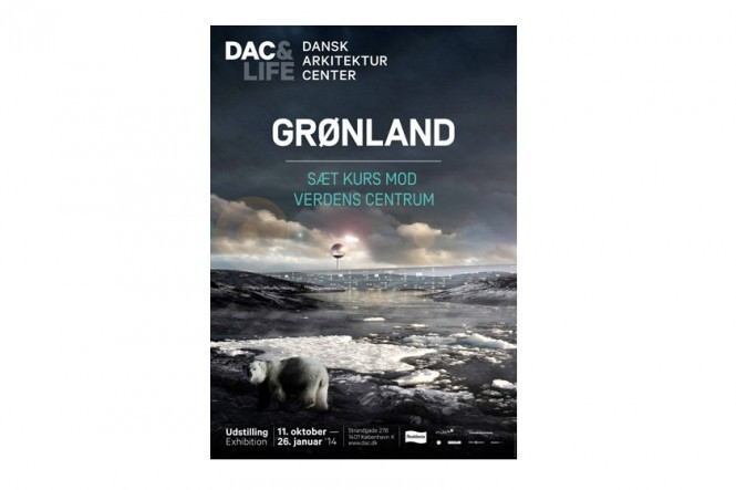Greenland Exhibition Poster