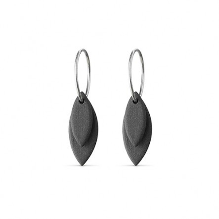 Boat Shaped Earrings