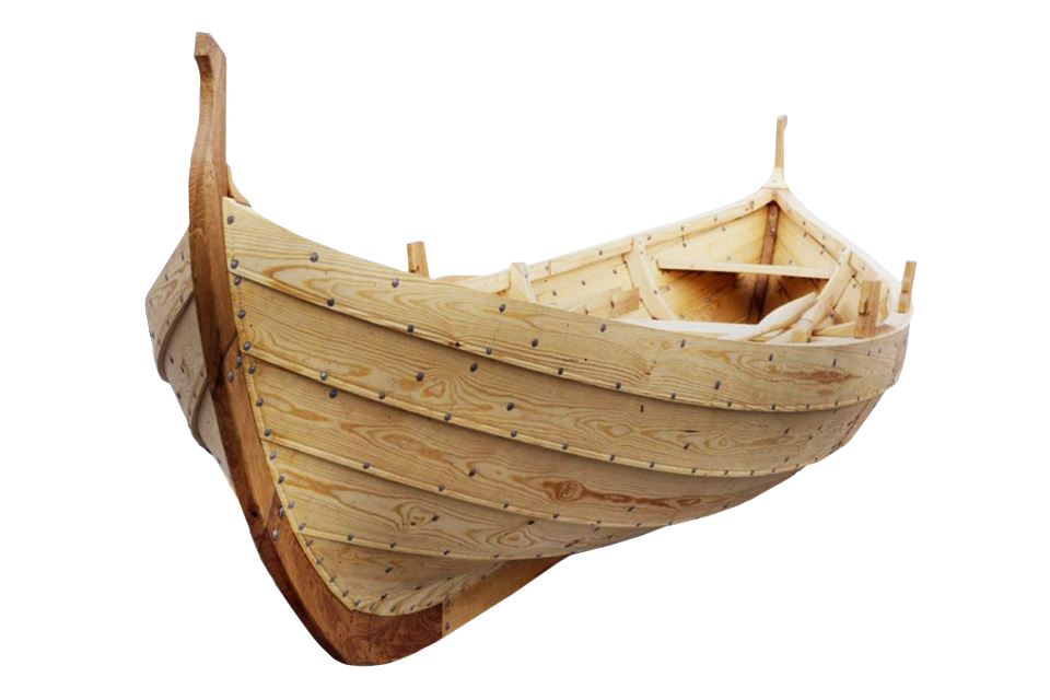 A Viking Ship | Viking Ship Museum