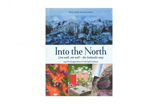Into the North Book