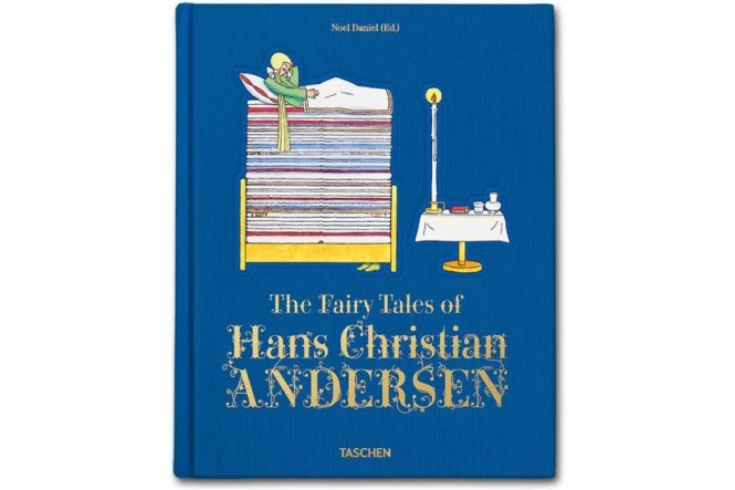 The Fairytales of Hans Christian Andersen Book