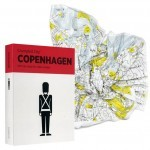 Palomar Copenhagen crumpled city map waterproof