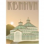 The Botanical Gardens Poster - Denmark