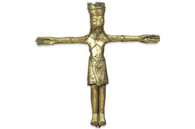 Crucifix – The great Åby Crucifix