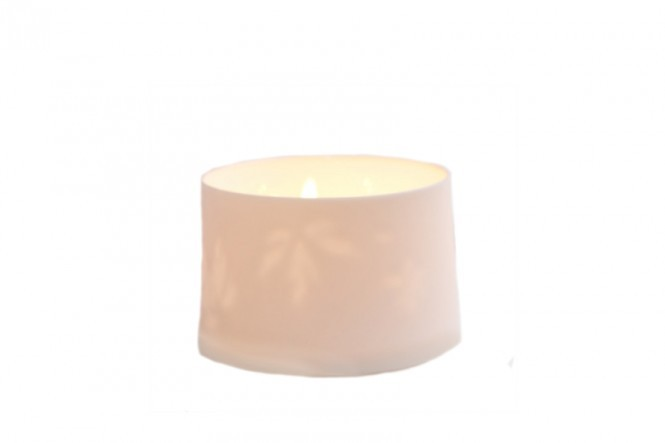 + Lars Rank Flora Tealight Holder – Anemone