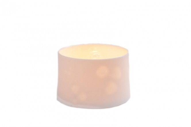 + Lars Rank Flora Tealight Holder – Clover