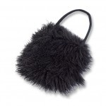 Shoulder Bag of Tibet Lambskin