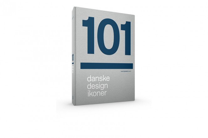 101 Designikoner Book in Danish