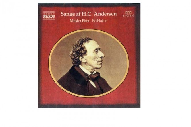 Songs of Hans Andersen – CD