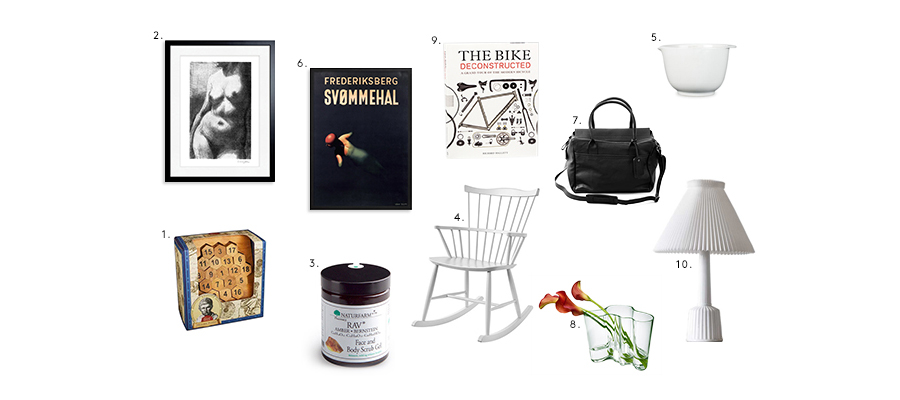 designer christmas gifts