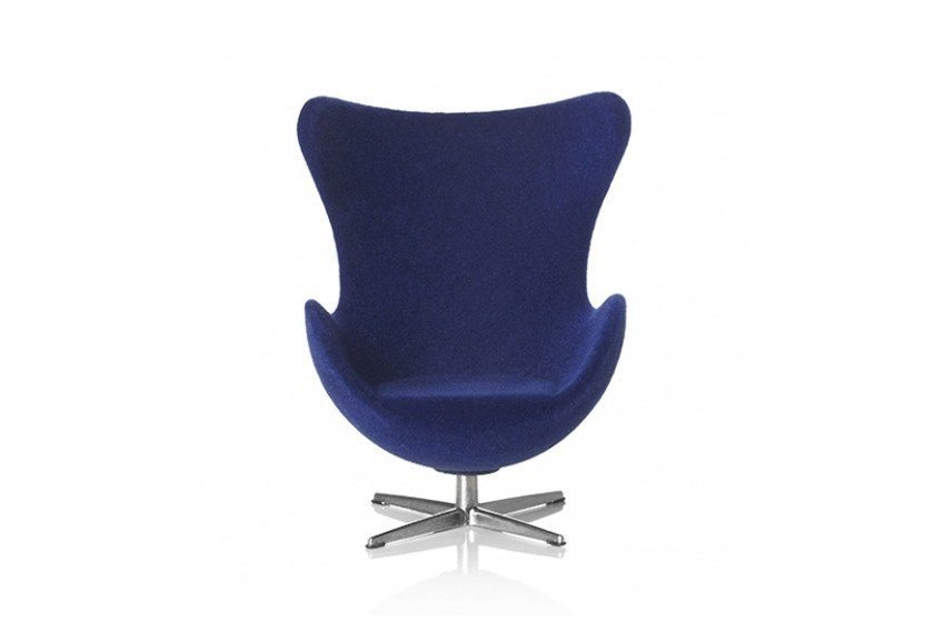 Arne jacobsen miniature egg chair nordic home decor for Egg chair jacobsen