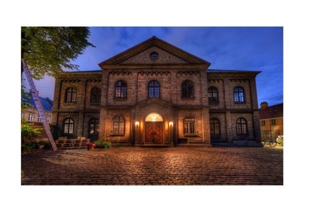 Culture House Copenhagen – Art Print