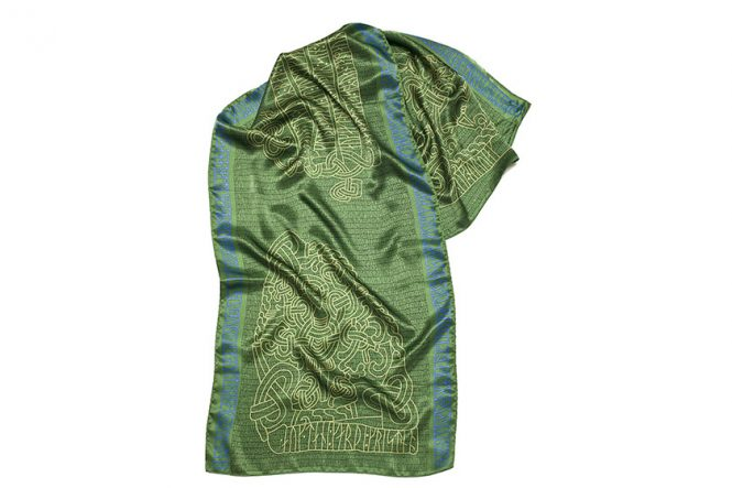 The Jelling Stone Scarf