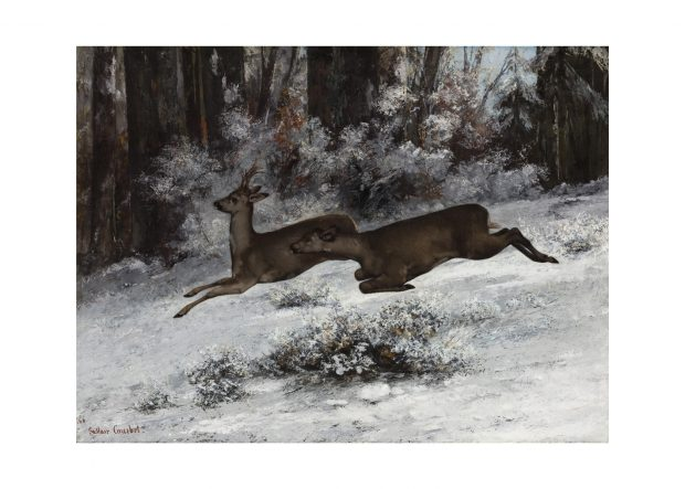 The Ruse, Roe Deer Hunting Episode, Franche-Comté