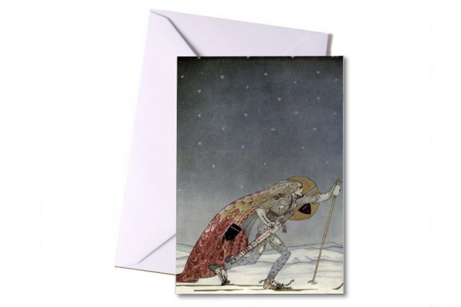 East of the Sun and West of the Moon – Christmas 8 Pack Art Cards